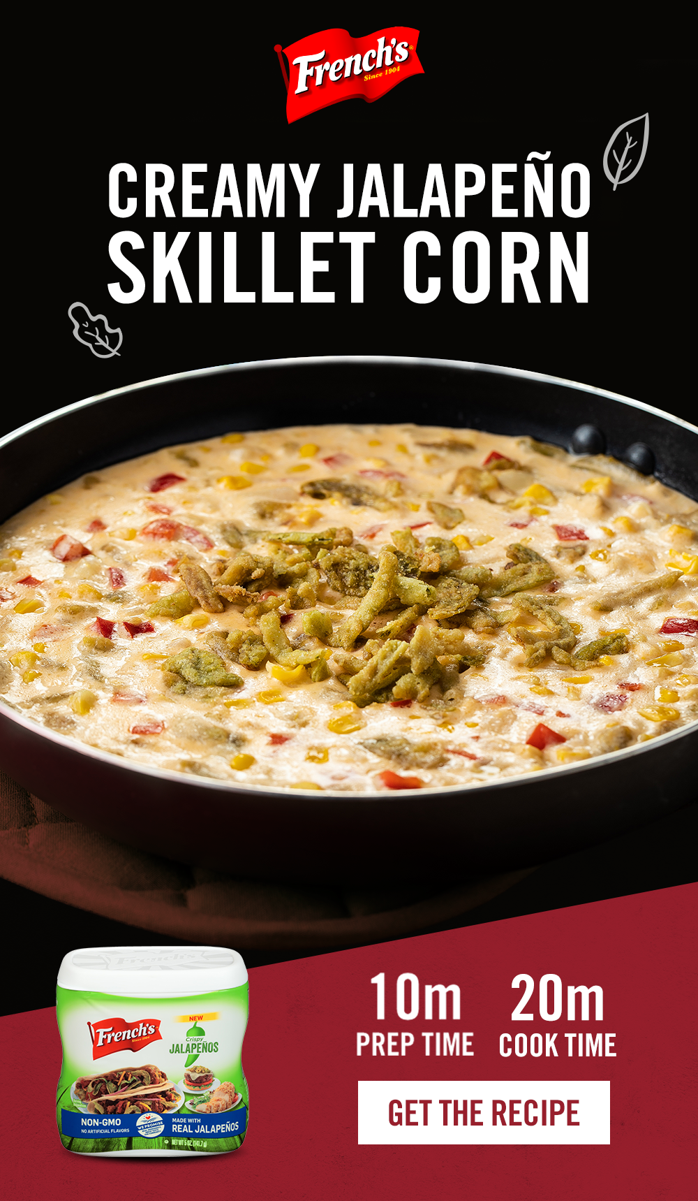 Classic Table Side Dishes Punch Up The Classic Skillet Corn Side Dish With The Crunch And