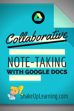 Collaborative Note-Taking with Google Docs | All Things Google
