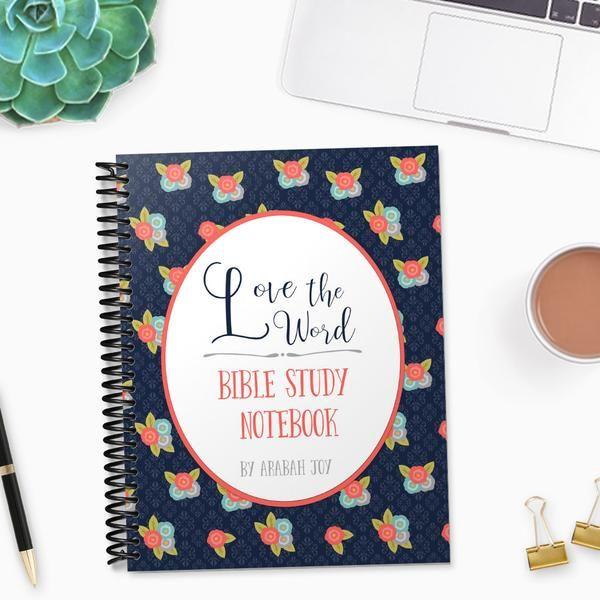Pin On Bible Journal Notebooks