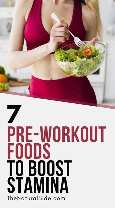 7 Best Pre-Workout Foods to Build Stamina. These Pre Workout Superfoods for Women are Perfect to Eat...