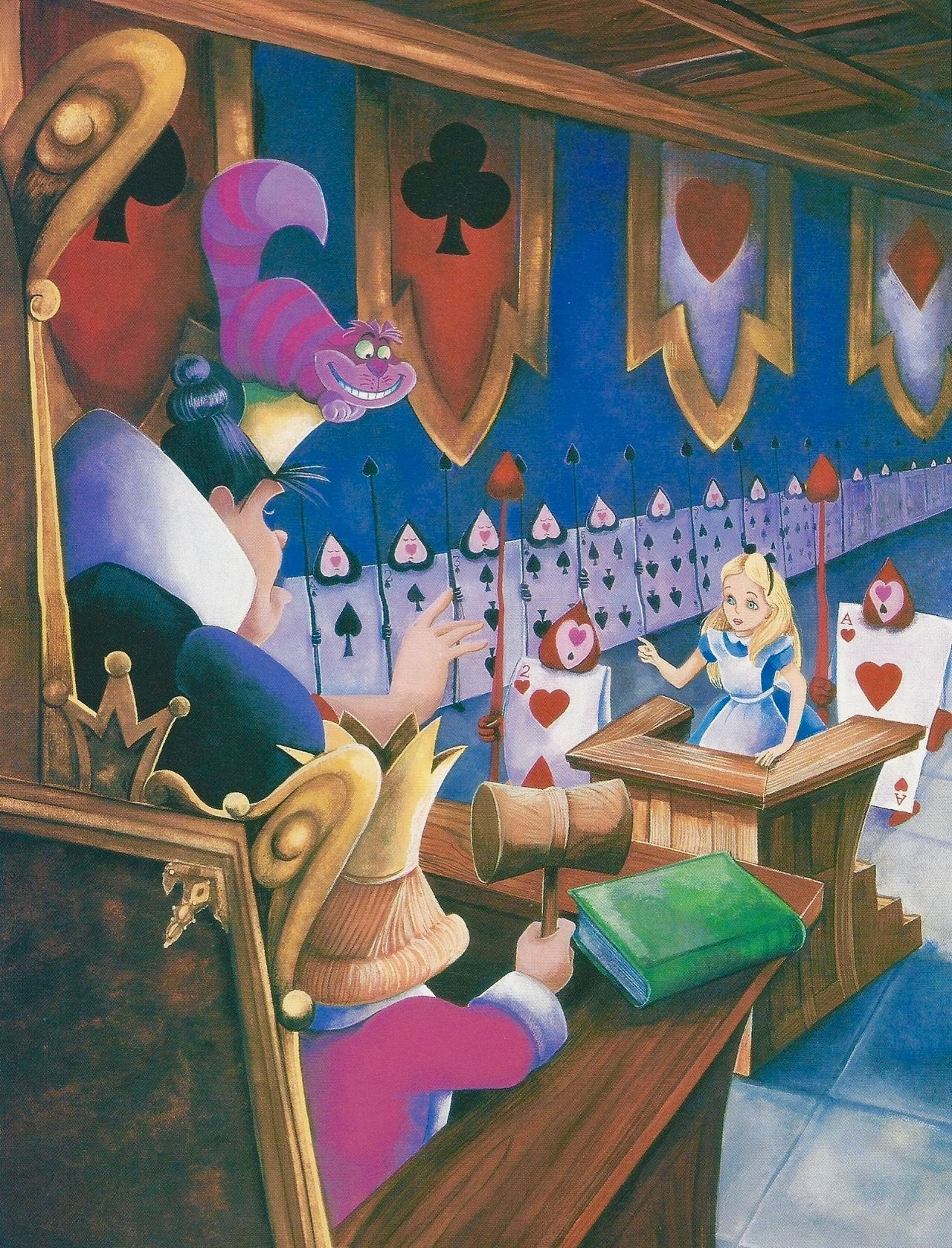 ALICE IN WONDERLAND BY FRANC MATEU AND HOLLY HANNON 2 MISS