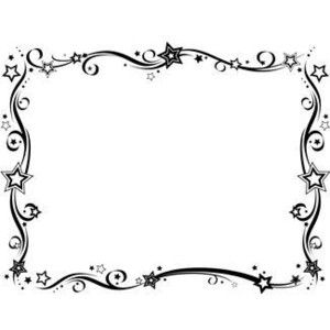 frames and borders black and white Pesquisa Google Blanco negro