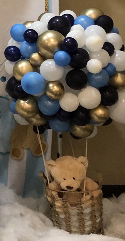 Hot Air Balloon/ hot air balloon party/ air balloon/ hot air balloon kit