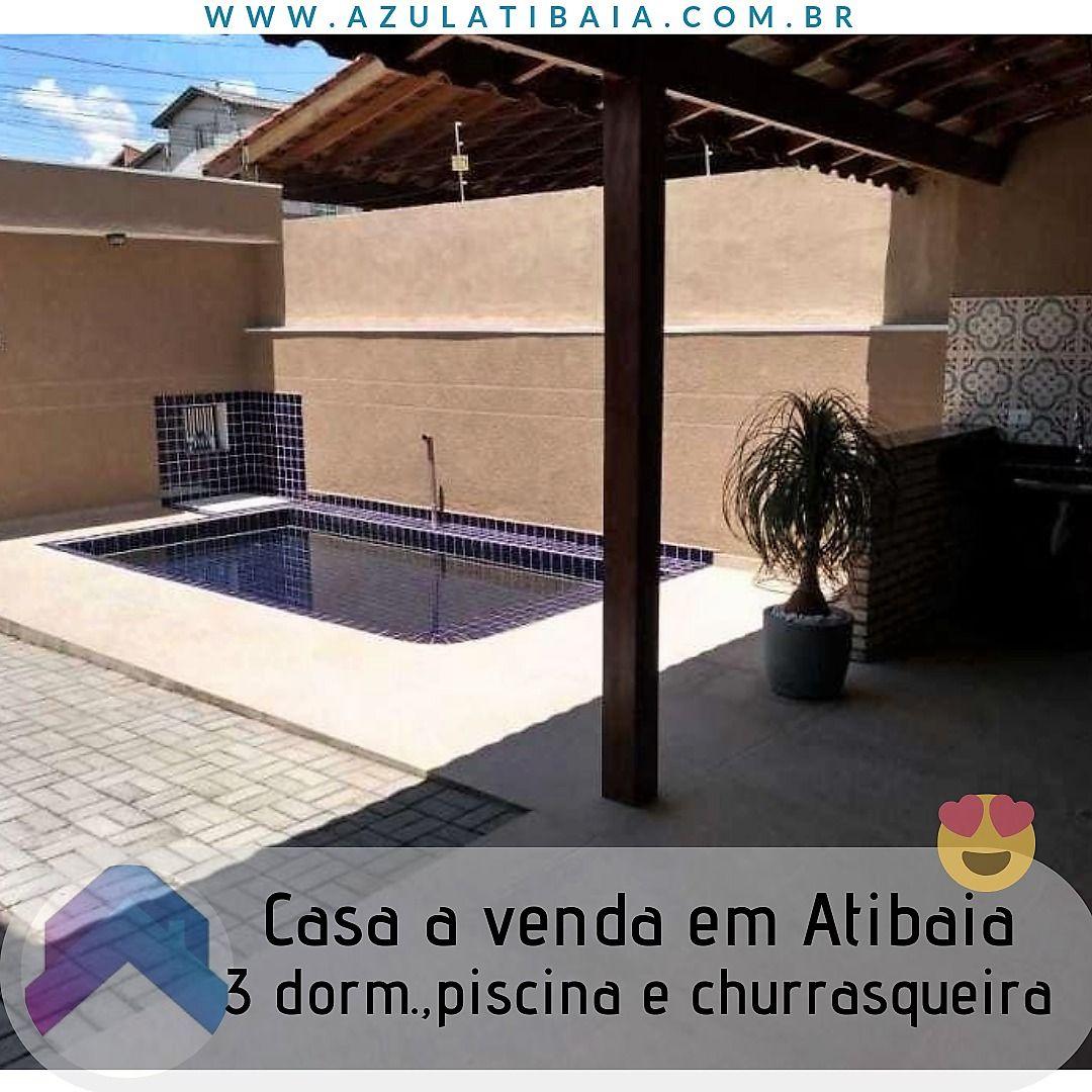 Linda Casa nova a venda em Atibaia, Nova Atibaia bairro