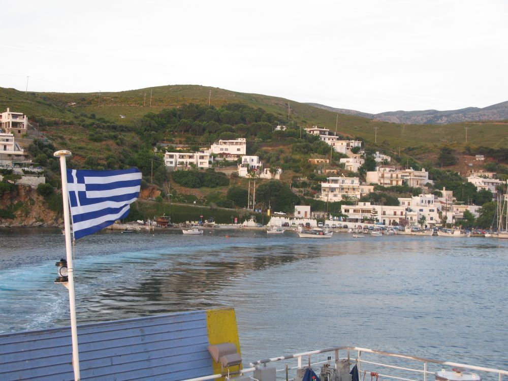 XRTC Analysts Say Greek Ferry Shipping Facing Airline