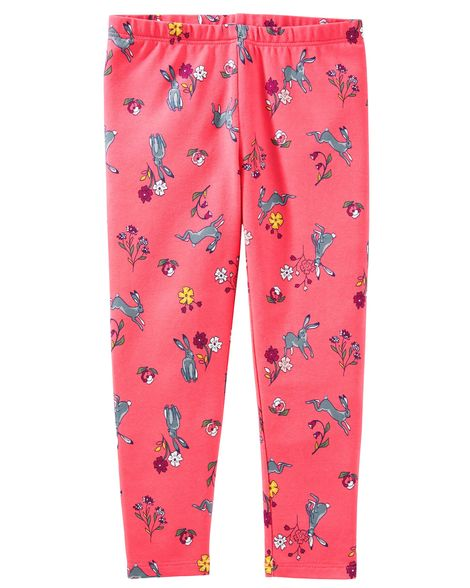 Girls' Clothing (newborn-5t) Oshkosh Infant Girls Gray Fair Isle Leggings Nwt Elastic Waist Leggings Clothing, Shoes & Accessories