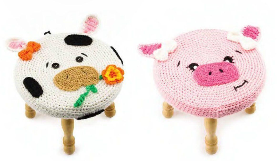 15 Ideias Para Usar o Crochê na Decoração... Você Vai AMAR ...