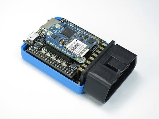 M2 by Macchina joins AtHeart! CANBUS | Arduino in 2019