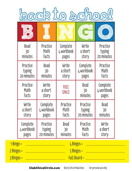 graphic relating to Back to School Bingo Printable identified as Again in the direction of College or university Bingo For Children Free of charge Printable Tween Craft