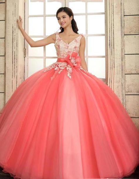 1b15c2aaf Imagenes de Vestidos de XV Años Hermosos. Elegir una prenda ideal para los  quinceaños no es tarea fácil. Esto se debe a que existe gran variedad de  diseños.