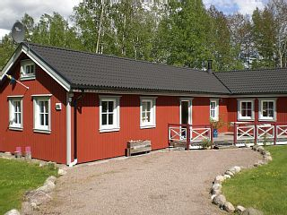 Ferienhaus Lina in Hjo: 3 Schlafzimmer, für bis zu 6 Personen, ab ...