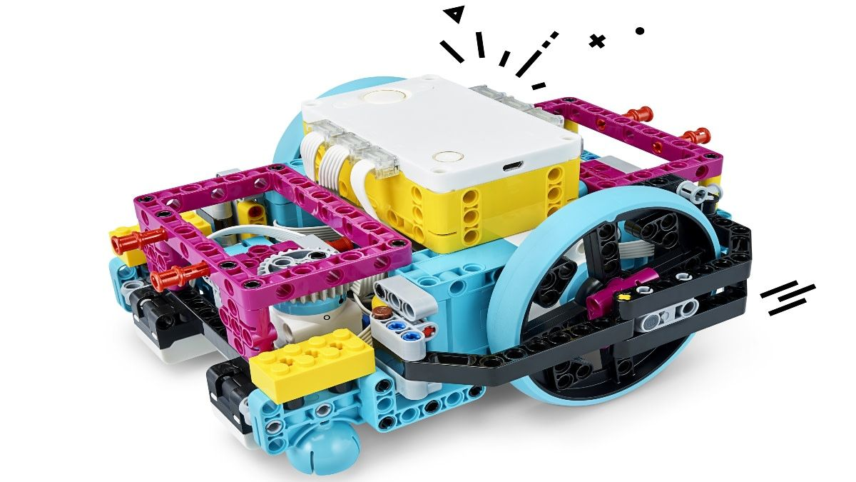 Lego education presents spike prime for first lego
