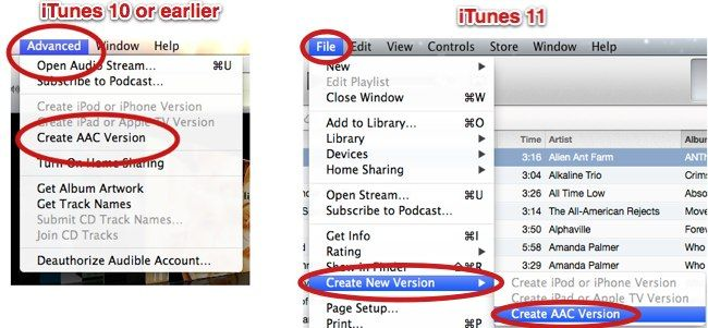How to create a iPhone ringtone using songs, step by step