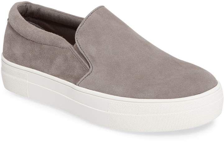 d254ba6c31f Steve Madden Gills Platform Slip-On Sneaker in 2019 | shoes. shoes ...