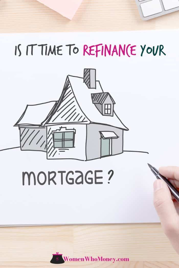 Is Now The Time To Refinance Your Mortgage Before You Submit Any Loan Applications Consider These Points And Calculate Mortgage Loans Mortgage Humor Mortgage