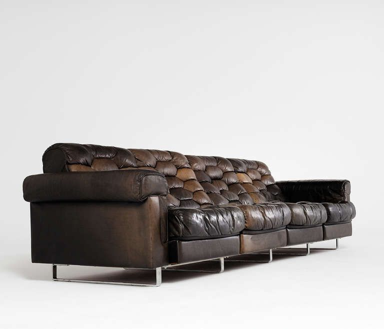 Pullmann Möbel extremely de sede pullmann 4 seater sofa with adjustable seat