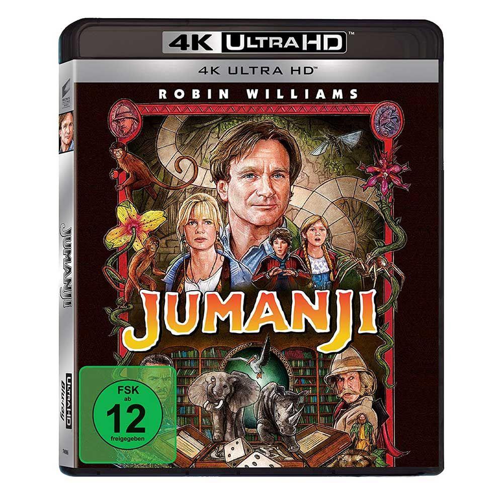 Jumanji (4K UHD Bluray) für 902 in 2020 Nintendo switch
