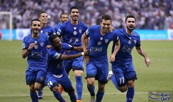الهلال السعودي يتأهل رسمي ا إلى نهائي أبطال آسيا تأهل فريق الهلال السعودي إلى نهائي دوري أبطال آسيا لكرة القدم بعدما أكد تفوقه عل Sports Soccer Soccer Field