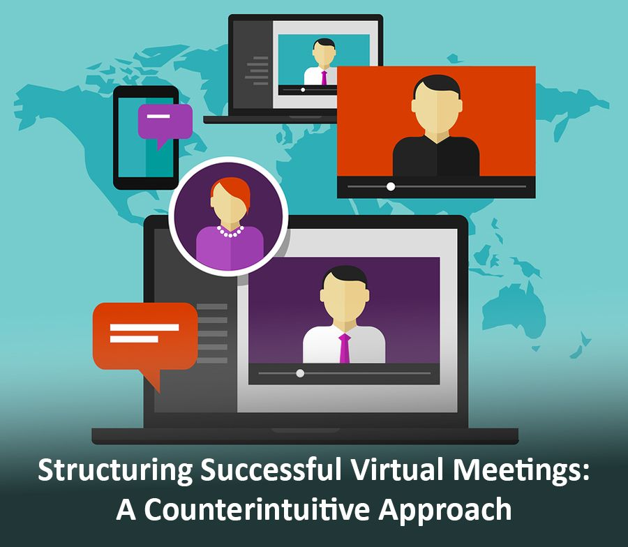 7 Expert Tips To Design The Perfect Virtual Meeting In A Multicultural World Webinar Online Training Online Learning