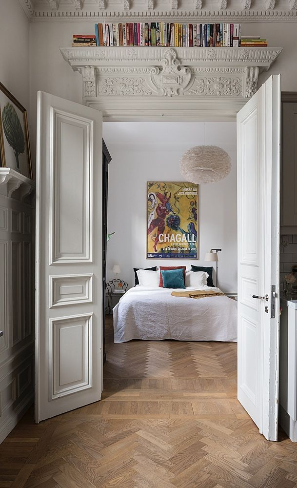 Photo of Franzon Du Rietz Interiors | Stockholm County, 20. März – chic decor living room