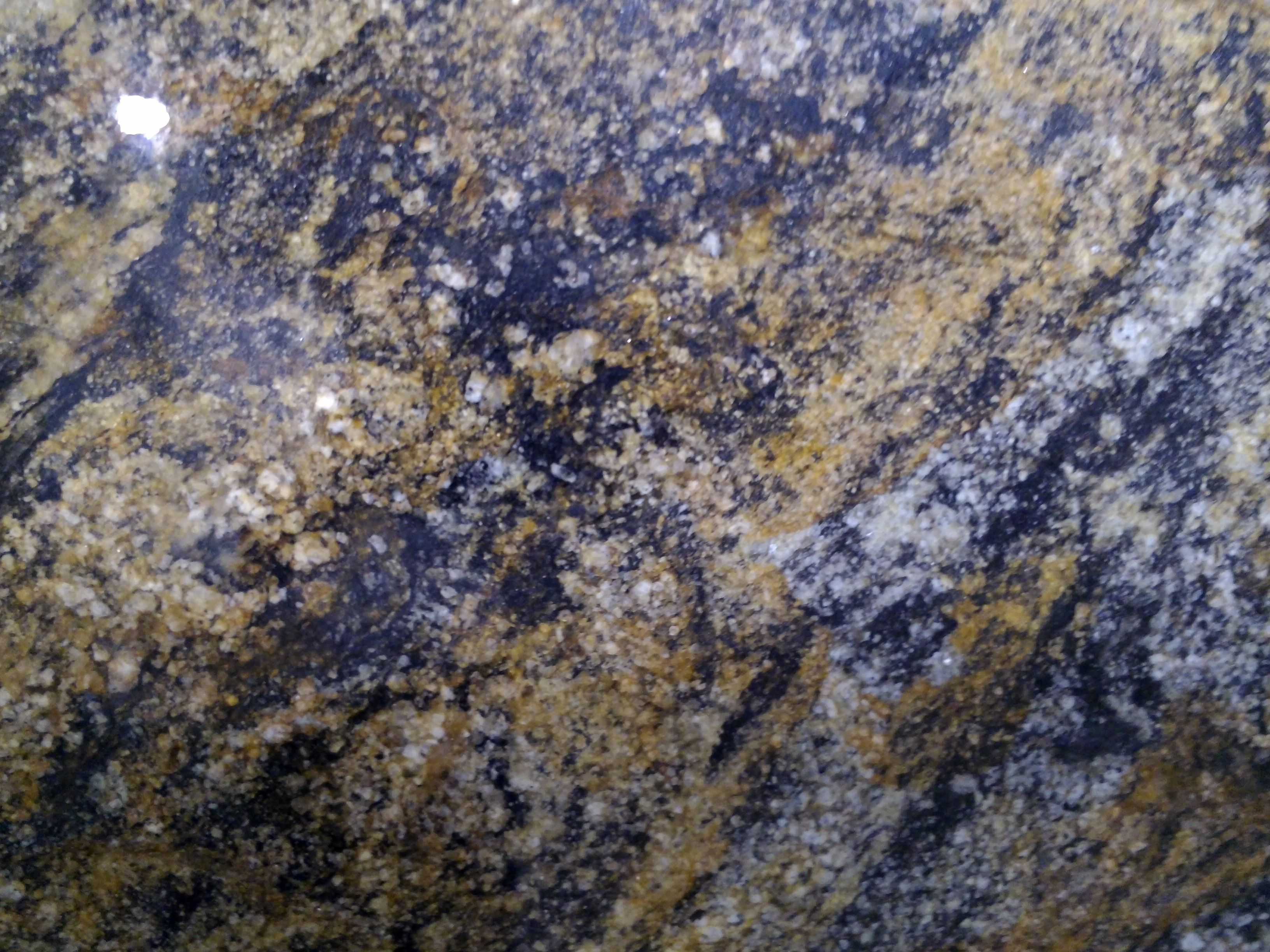 Marrocos Granite Blacks Copper Rust Creams Lot Of Shimmer With Shist And Mica Beautiful Stone Tons Natural Character