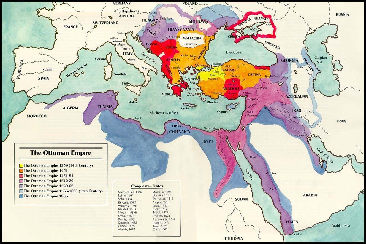 rise of ottoman empire pdf