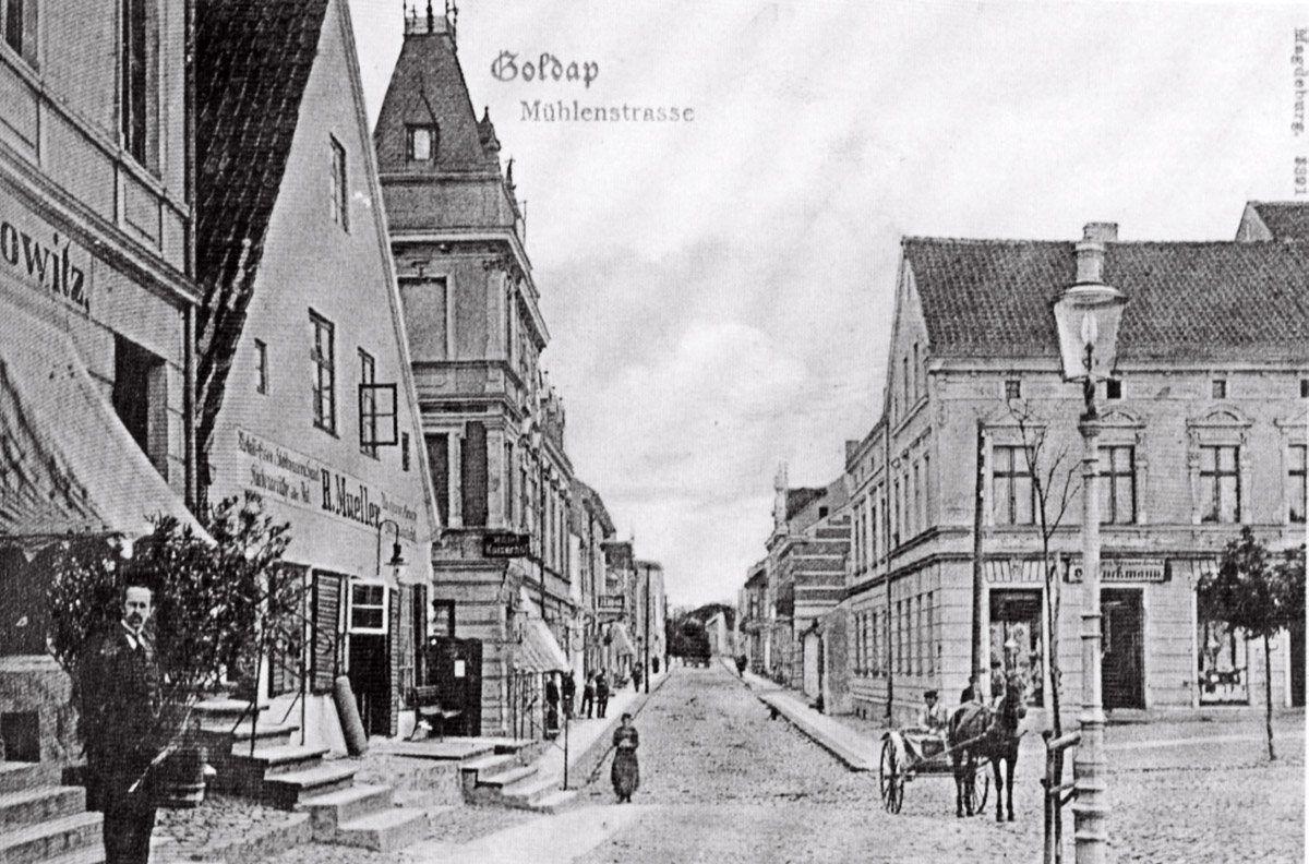Goldap. | Пруссия
