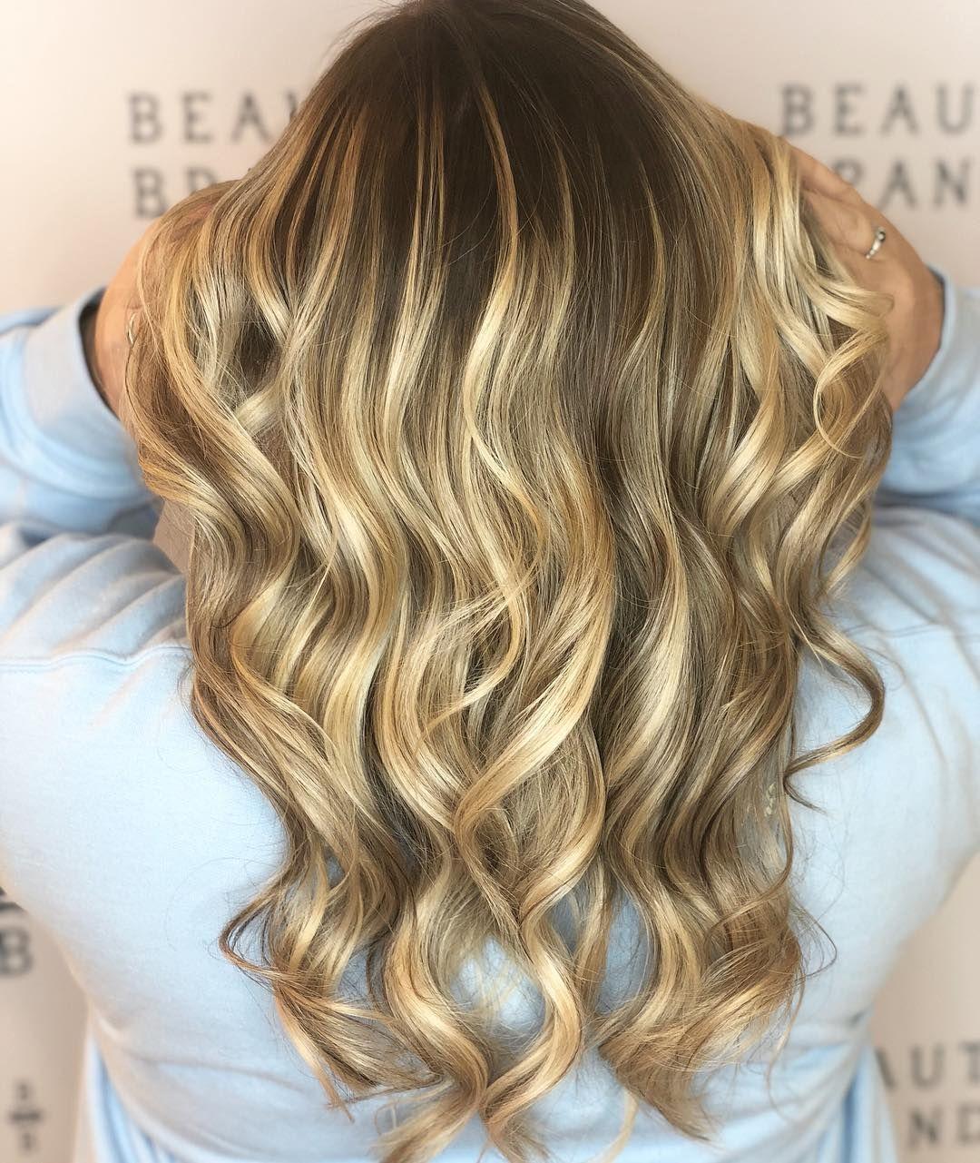Pin by Beauty Brands on Trend Watch Honey blonde, Long