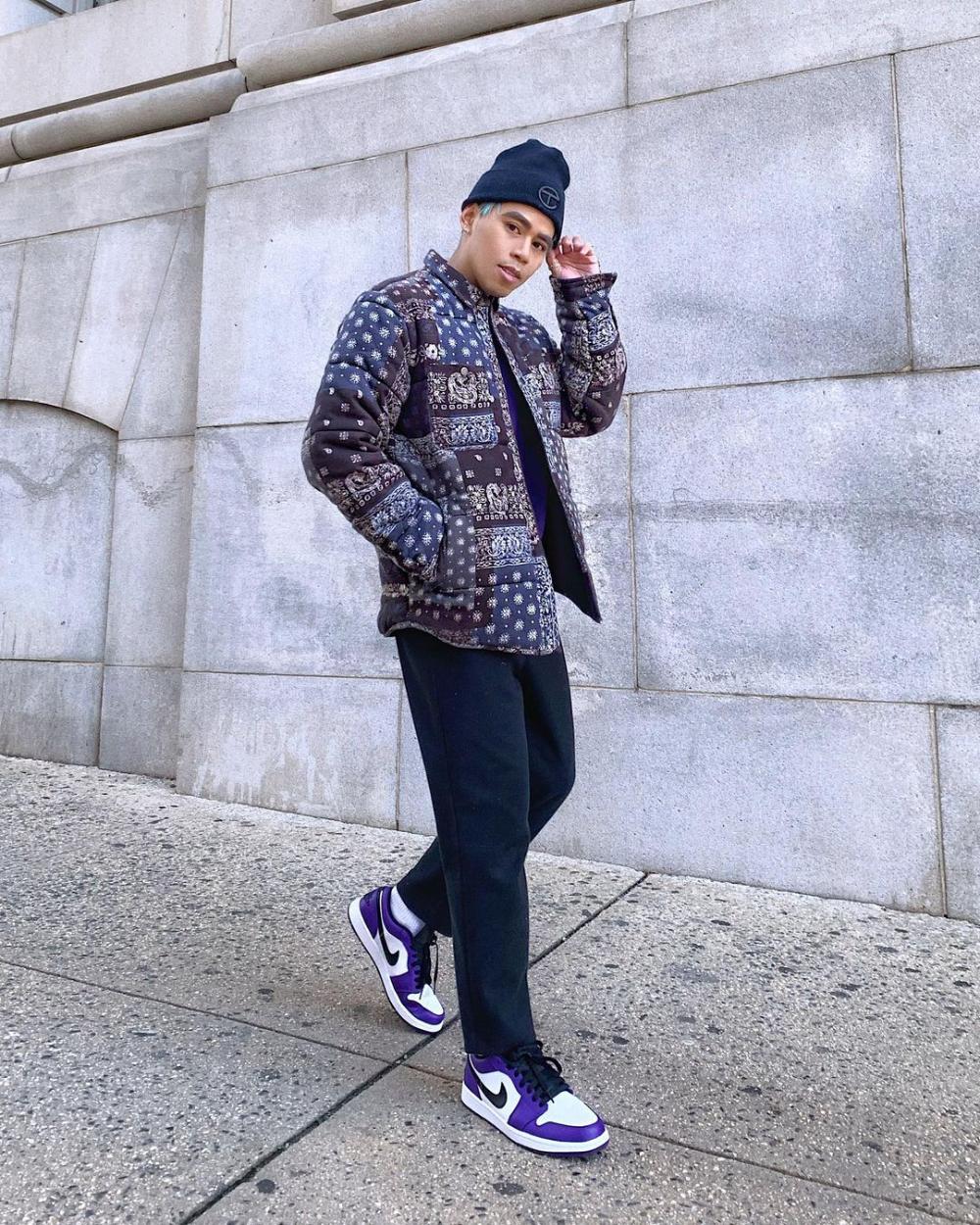 Air Jordan 1 Low Outfit