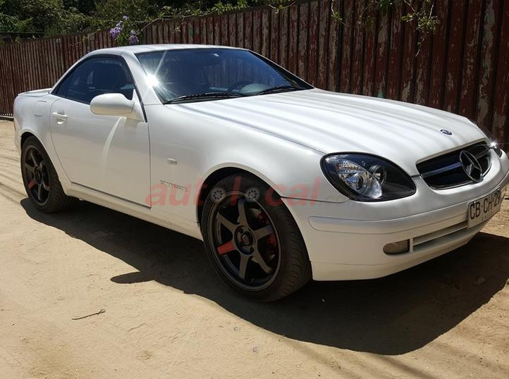 Pics And Reference For An Old Skool Modded 1999 Slk230 Mercedes