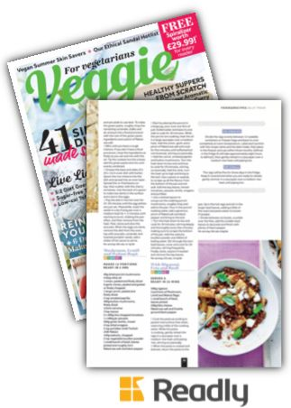 Suggestion about Veggie July 2017 page 39