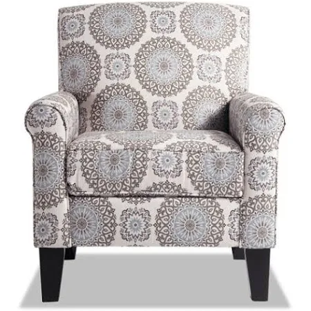 Artisan Blue Accent Chair In Light Blue Traditional Accent Chairs By Bob S Discount Furniture Google In 2020 Blue Accent Chairs Bob S Discount Furniture Furniture