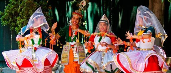 Manipur Is Not Only The Gateway To The North Eastern Region But Also A Fascinating Destination For Discernin Dance Of India Indian Classical Dance Indian Dance