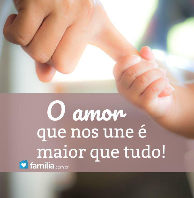 Pin De Angelo Antonio Dos Santos Em Família Frases Filhos
