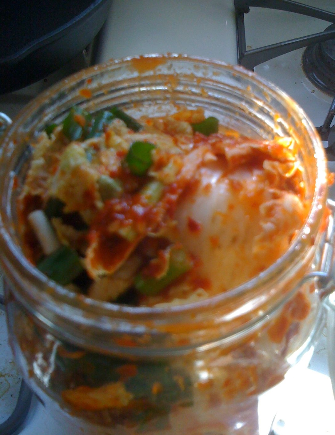Just make it yourself kimchi fermented foods kimchi food