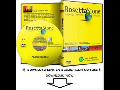 rosetta stone v3 language packs