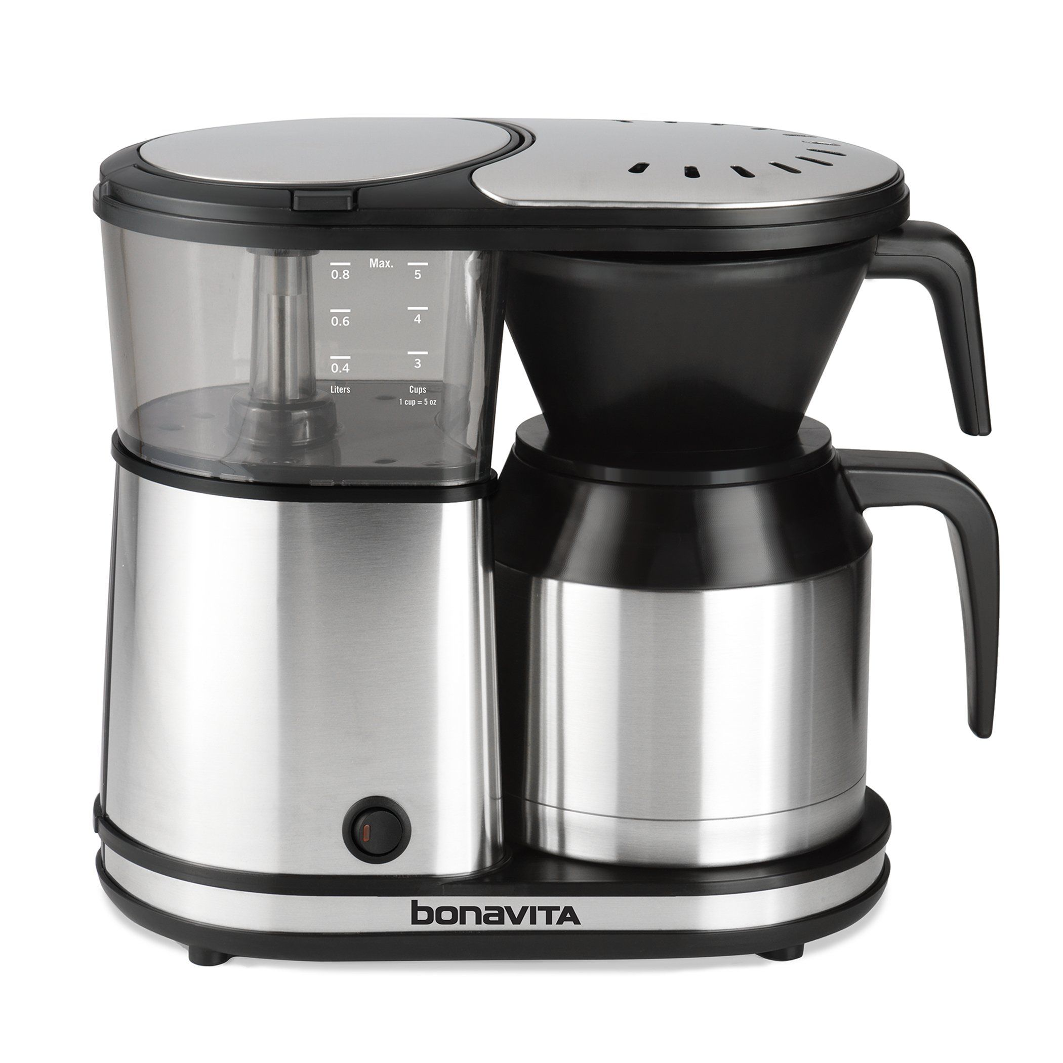 Bonavita 5Cup Coffee Maker Featuring Thermal