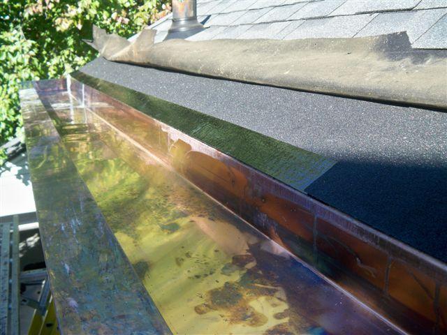 Deer Park Roofing   Cincinnati Box Gutters   Box Gutters In Cincinnati, Ohio