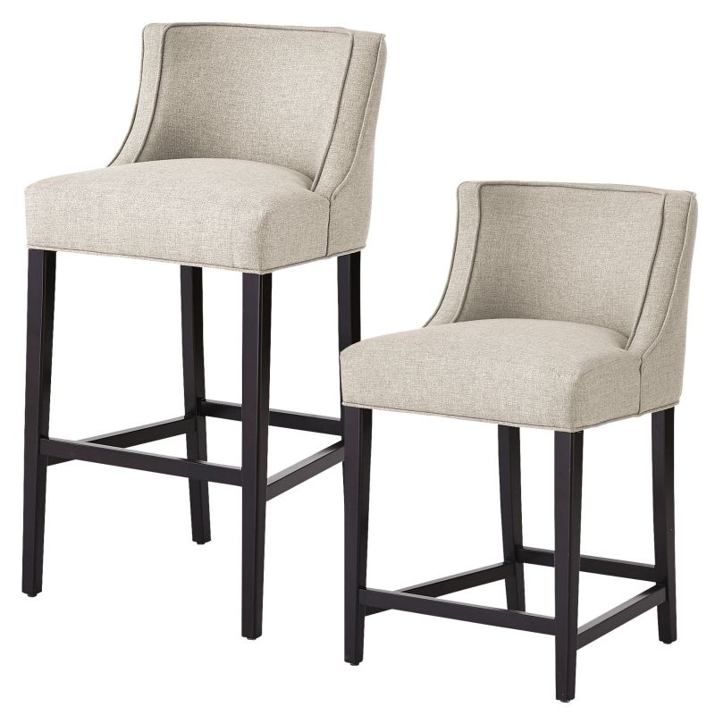 Upholstered Counter Height Bar Stools With Arms Archives Bar Pertaining To Counter Height Bar Stools With Arms Cuisine