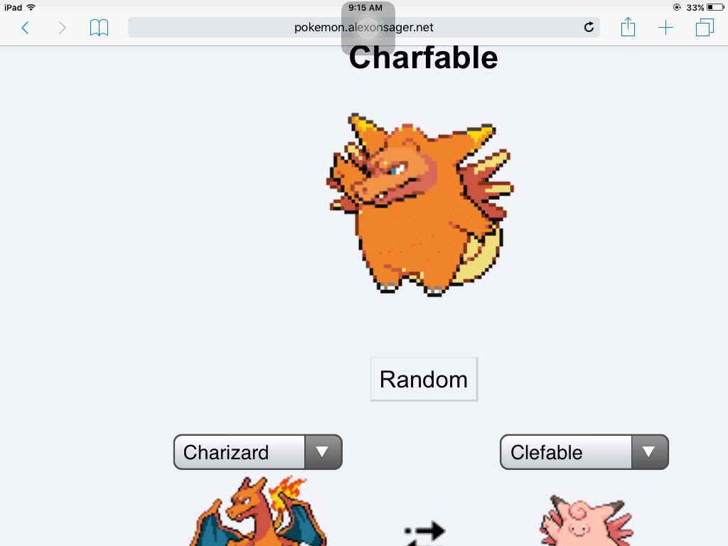 Charfable