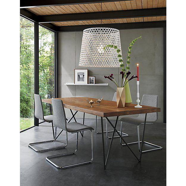 metal aluminum wall shelves favorite places spaces comedores rh pinterest es