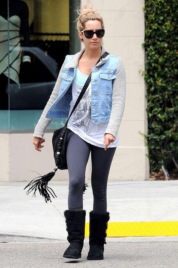 Ashley Tisdale Style Tomboy Pinterest Ashley