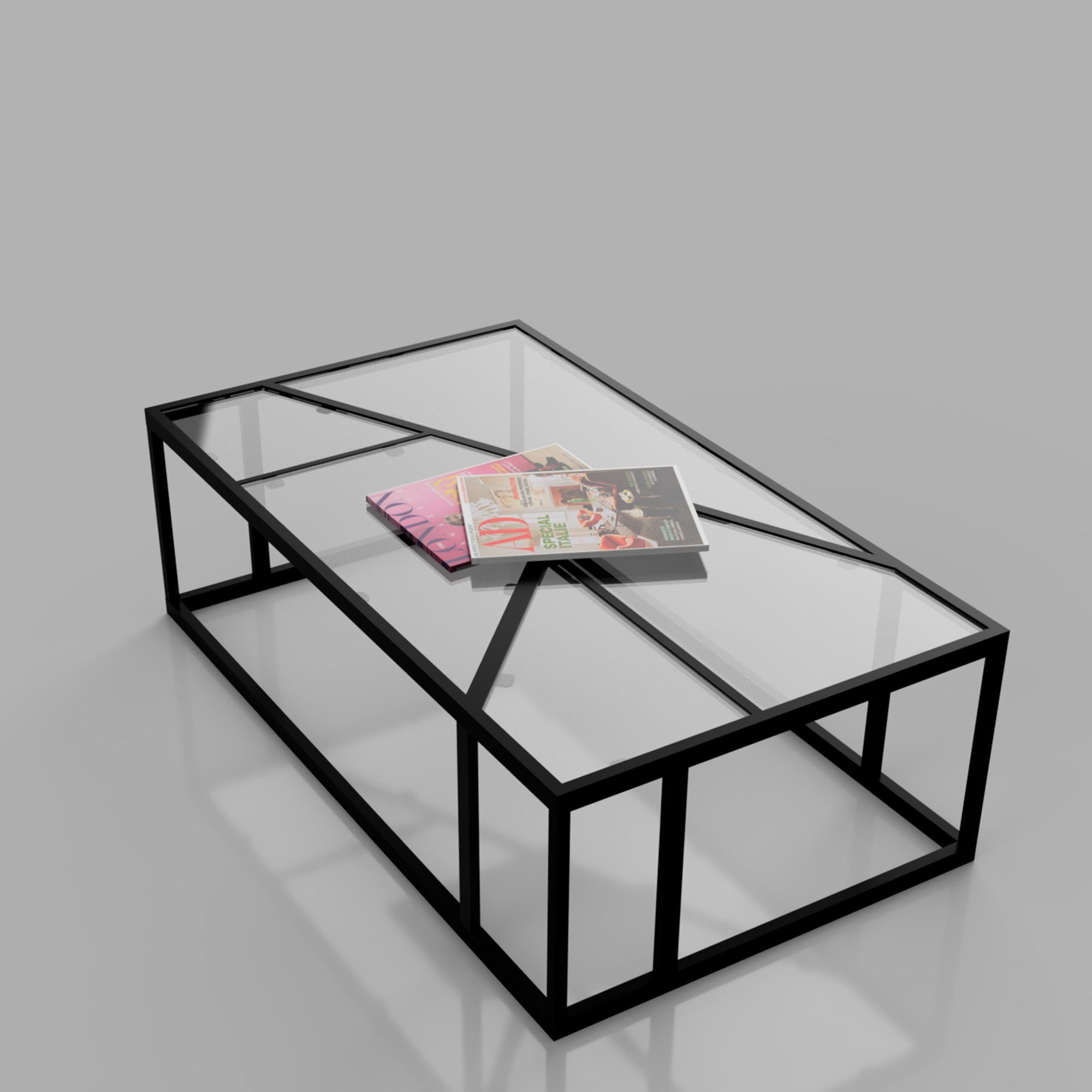 Shop Metal Frame Industrial Coffee Table Online In India Industrial Coffee Table Coffee Table Industrial Coffee [ 2000 x 2000 Pixel ]