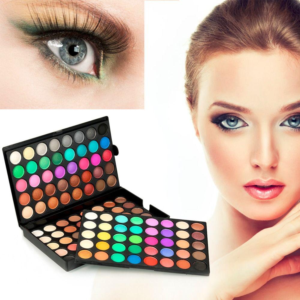 Popfeel Natural 120 Color Super Light Eye Shadow Palette