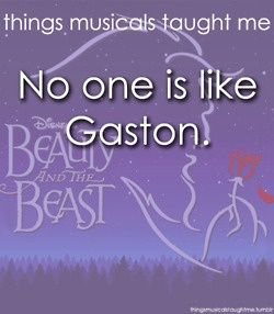Life Lessons from Beauty and the Beast.