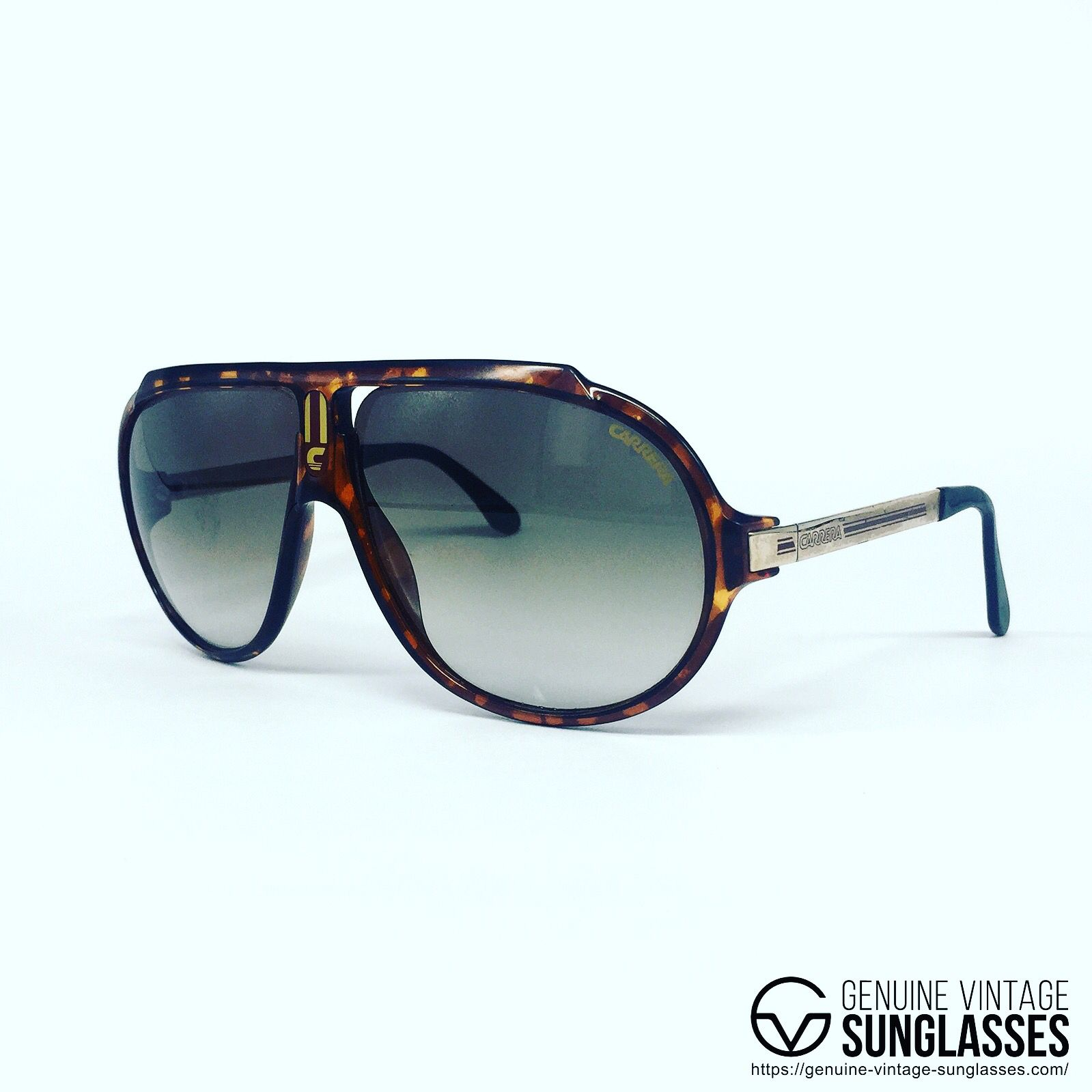"""a28aa67d1c8d2 Famous Carrera 5512 Dark Havana C-vision 400 used in the movie """"Miami Vice""""  now on sale"""