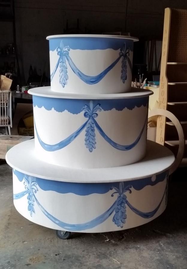 Fabulous Pop Out Cake Oversized Birthday Cake Giant Pop Out Cake For Personalised Birthday Cards Veneteletsinfo