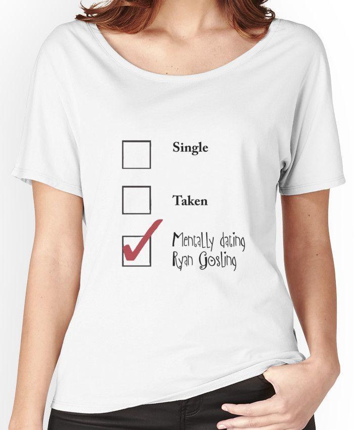 dating mental ryan gosling shirt