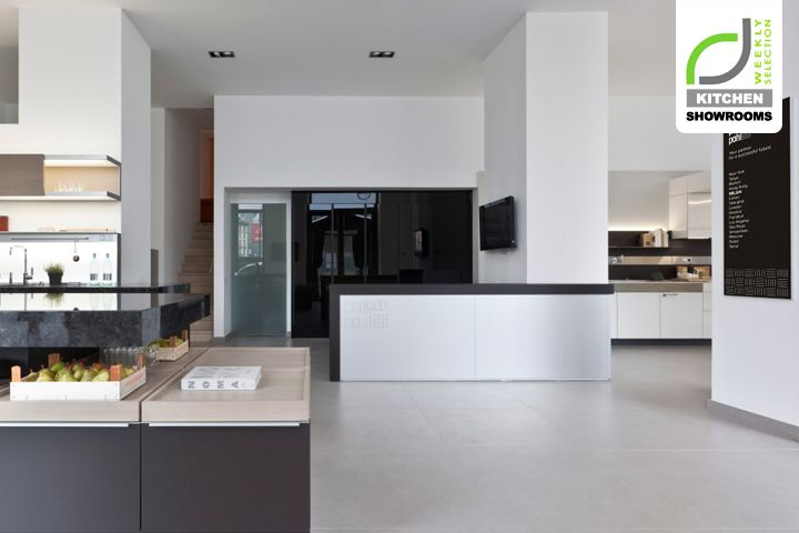 KITCHEN SHOWROOMS! Poggenpohl Design Center, Milan   Italy