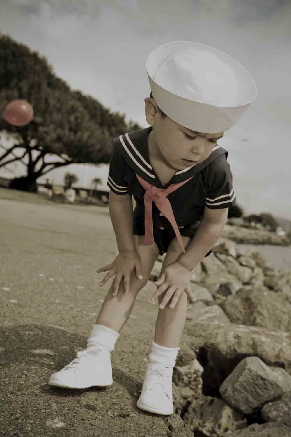 New C I Castro Navy Button On Sailor Suit For Toddler Boys Cc0401nt From Www Grammies Attic Com Toddler Suits Sailor Outfits Sailor Suit